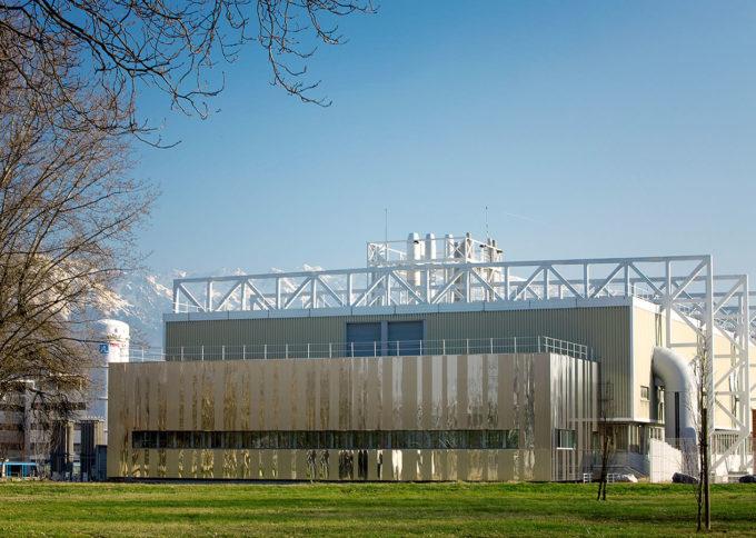 conception salle blanche ISO 6 pour le CEA LETI à Grenoble