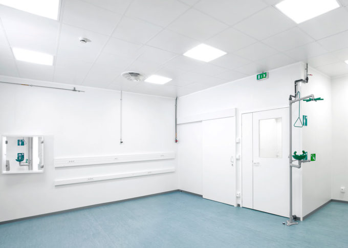 CYTOO MINATEC salle blanche ISO 8 dans le domaine de la biotechnologie à Grenoble