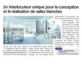 Dans le magazine DeviceMed…