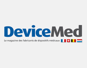 Un article dans le magazine DeviceMed