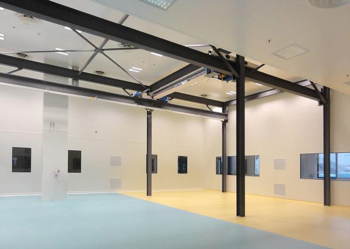 ARaymond LIFE réalisation de salles blanches ISO7