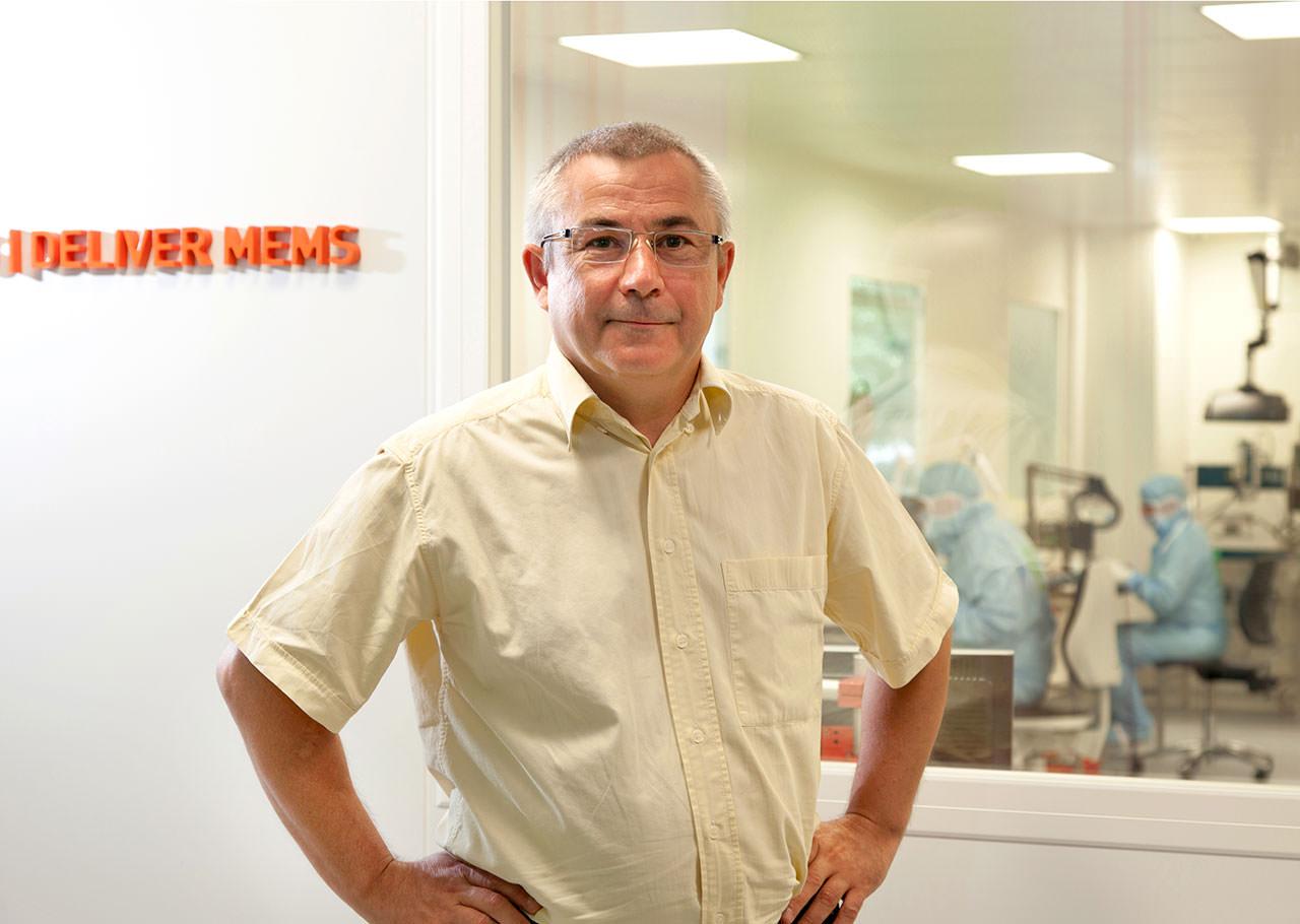 Bruno ARABIA – Tronics Group