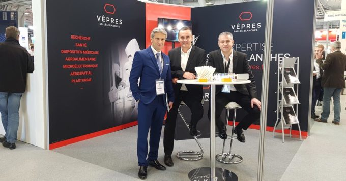Vêpres au salon contamin'expo