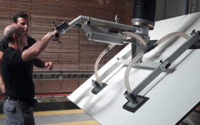 Un nouvel équipement pour améliorer les conditions de travail