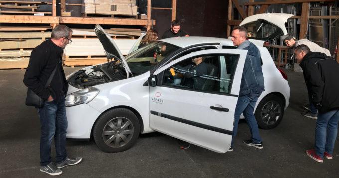 Ateliers prévention et sécurité routière au travail chez Vêpres