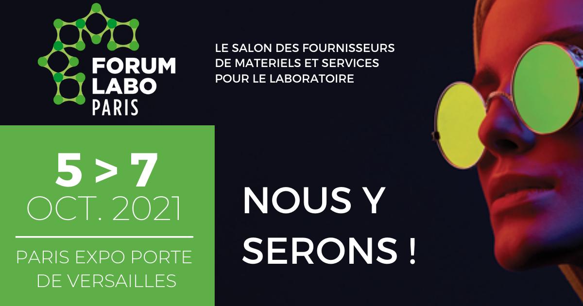 Forum Labo 2021 - Paris